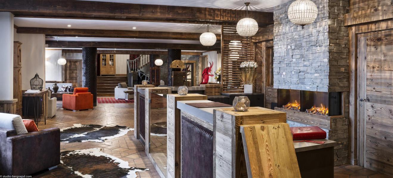 Location au ski Hôtel Village Montana - Tignes - Intérieur