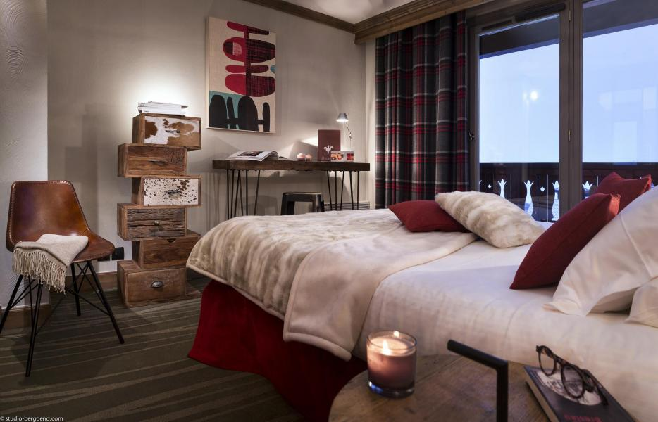 Location au ski Hôtel Village Montana - Tignes - Chambre