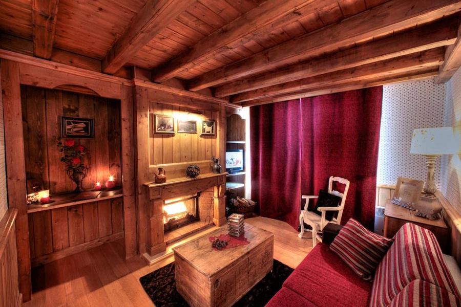 Soggiorno sugli sci Hôtel Village Montana - Tignes - Divano
