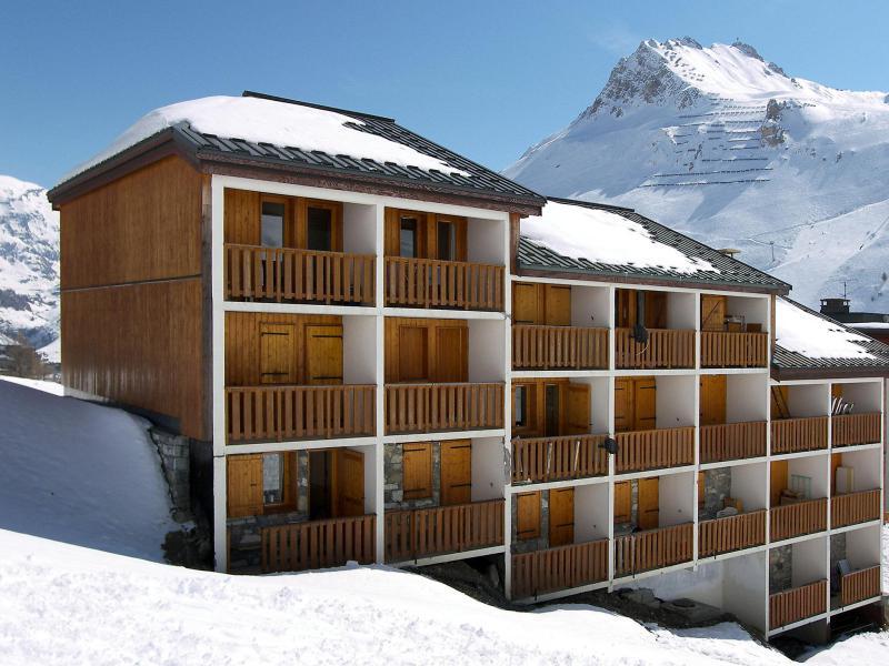 Holiday in mountain resort La Divaria - Tignes - Winter outside