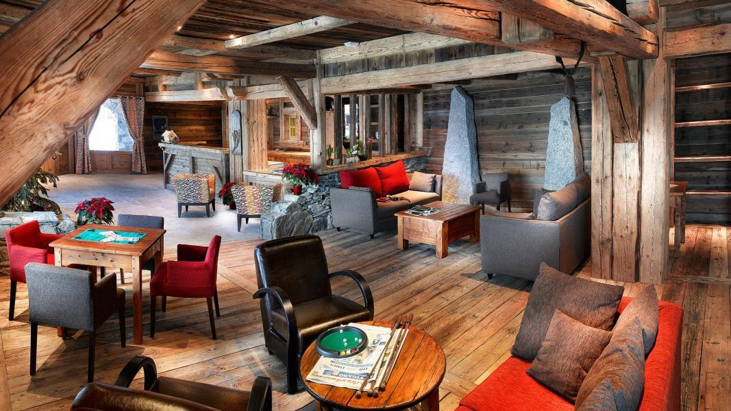 Location au ski La Ferme du Val Claret - Tignes - Relaxation