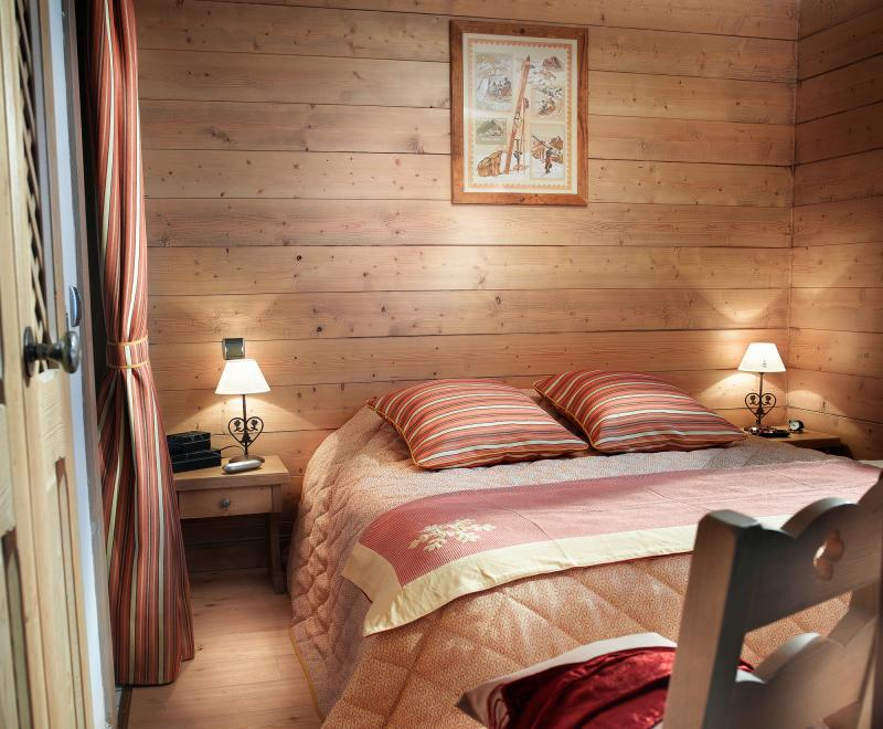 Skiverleih La Ferme du Val Claret - Tignes - Schlafzimmer