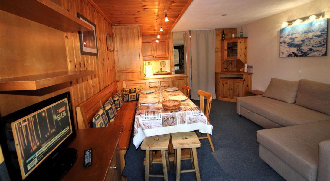 Skiverleih Studio Schlafnische 4 Personen (306CL) - La résidence le Palafour - Tignes