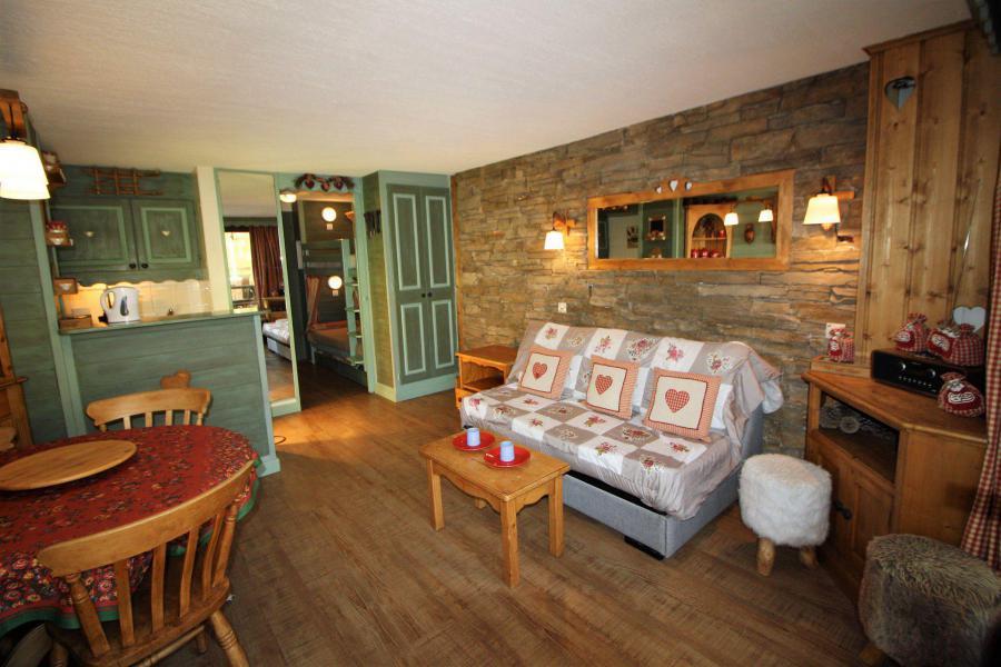 Location au ski Studio coin montagne 4 personnes (202CL) - La résidence le Palafour - Tignes