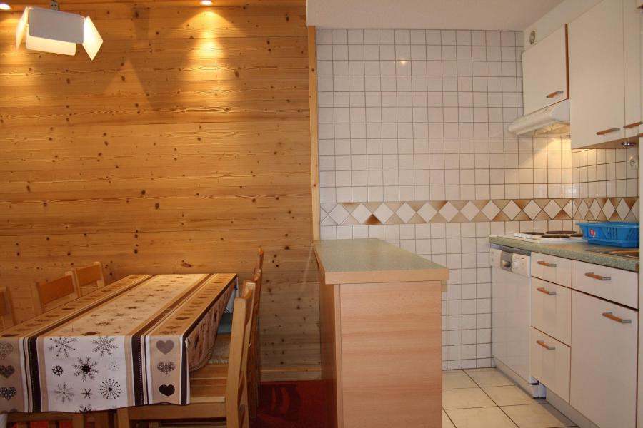 Skiverleih 2-Zimmer-Holzhütte für 6 Personen (102CL) - La résidence le Palafour - Tignes