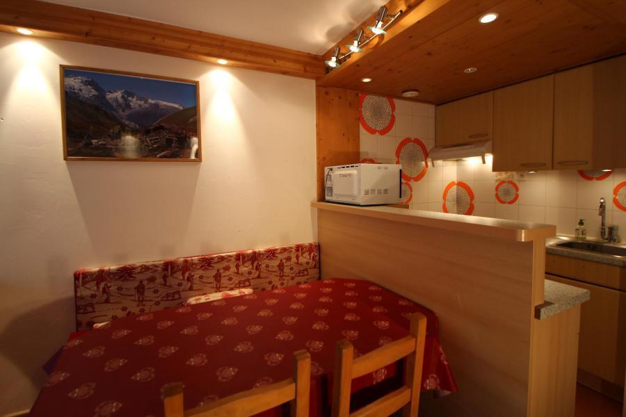 Location au ski Studio coin montagne 4 personnes (807CL) - La résidence le Palafour - Tignes
