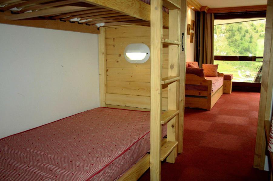 Location au ski Studio coin montagne 4 personnes (807CL) - La résidence le Palafour - Tignes - Lits superposés