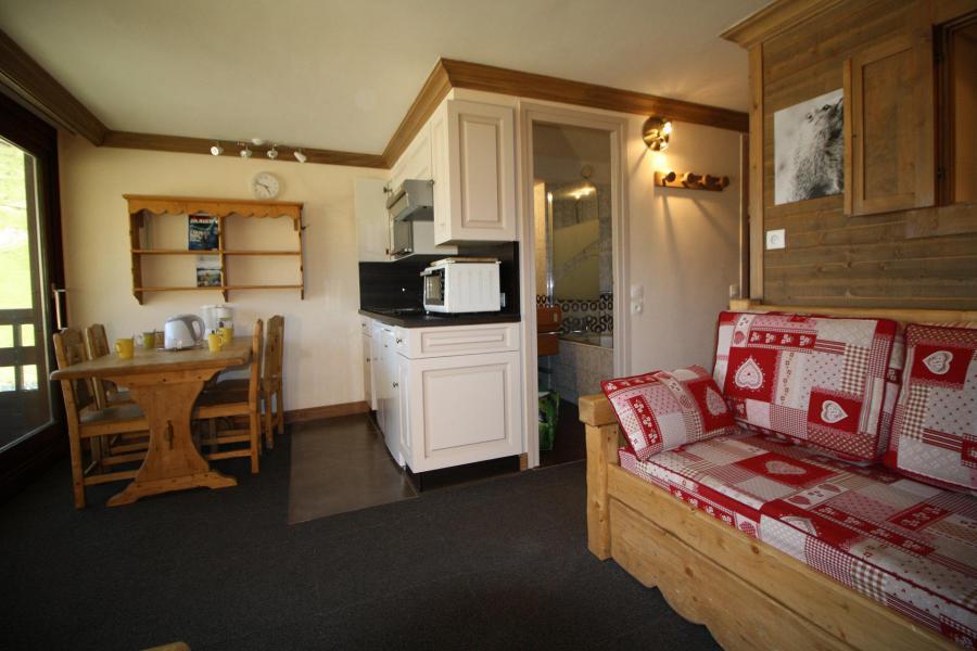 Location au ski Studio coin montagne 4 personnes (809CL) - La résidence le Palafour - Tignes - Canapé-lit