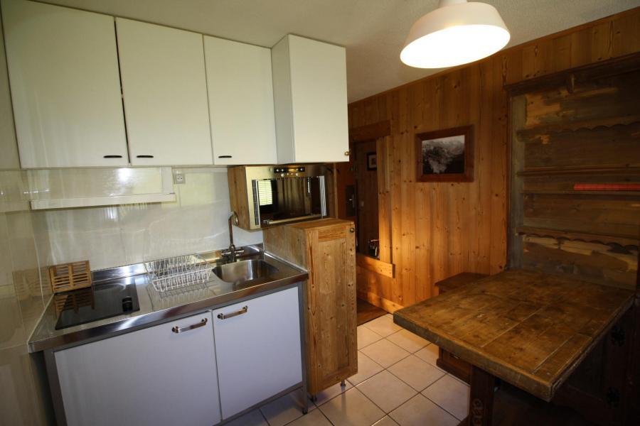 Skiverleih Studio für 2 Personen (1109CL) - La résidence le Palafour - Tignes - Kochnische
