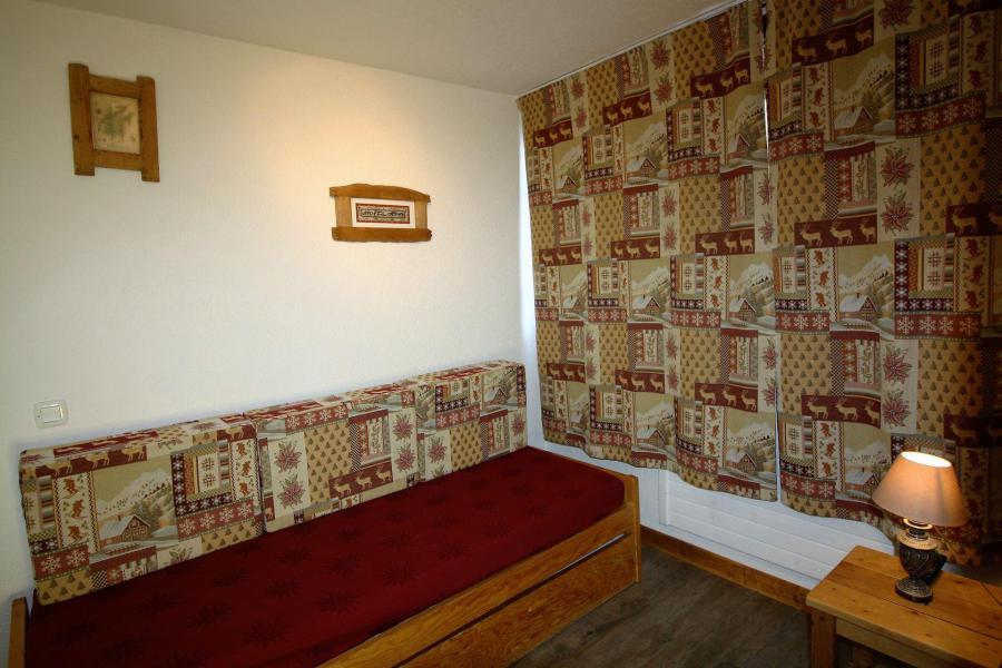 Skiverleih Studio für 2 Personen (213CL) - La résidence le Palafour - Tignes - Einfache Klappschlafcouch