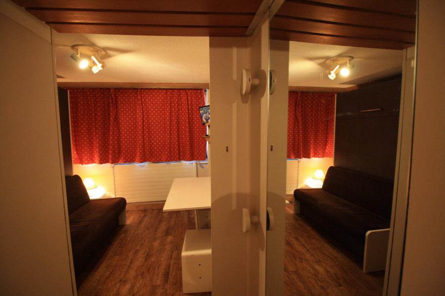 Skiverleih Studio für 2 Personen (512CL) - La résidence le Palafour - Tignes - Wohnzimmer