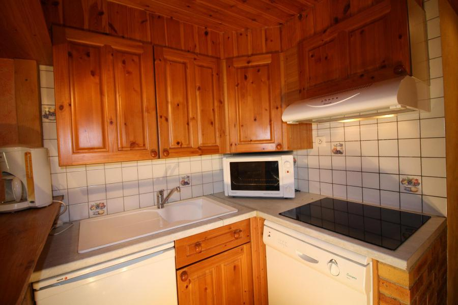 Skiverleih Studio Kabine für 4 Personen (604CL) - La résidence le Palafour - Tignes - Kochnische