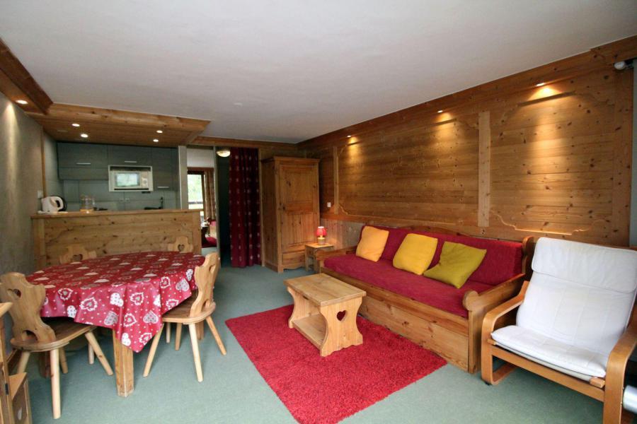 Skiverleih Studio Schlafnische 4 Personen (1003CL) - La résidence le Palafour - Tignes - Wohnzimmer