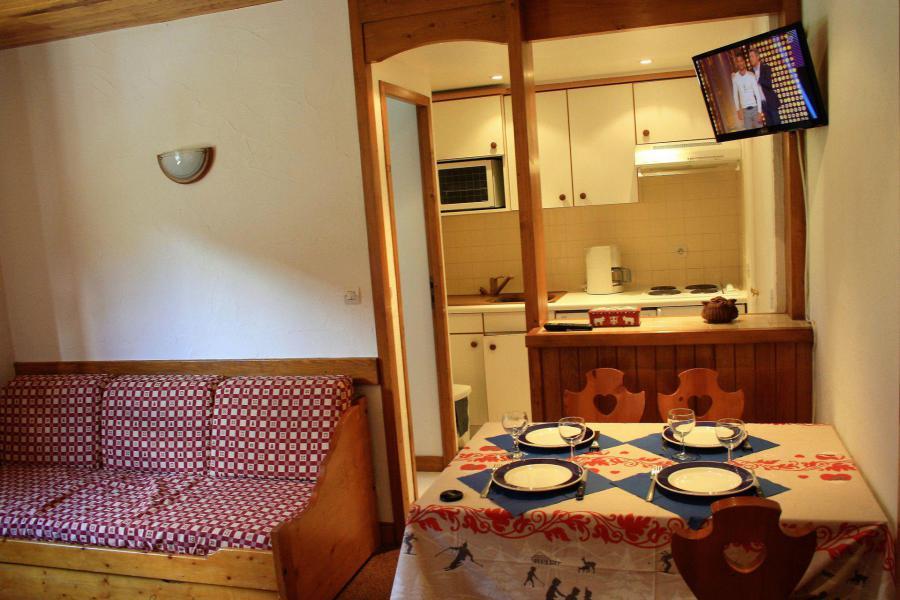 Skiverleih 2-Zimmer-Appartment für 4 Personen (12BCL) - La résidence le Shamrock - Tignes - Appartement