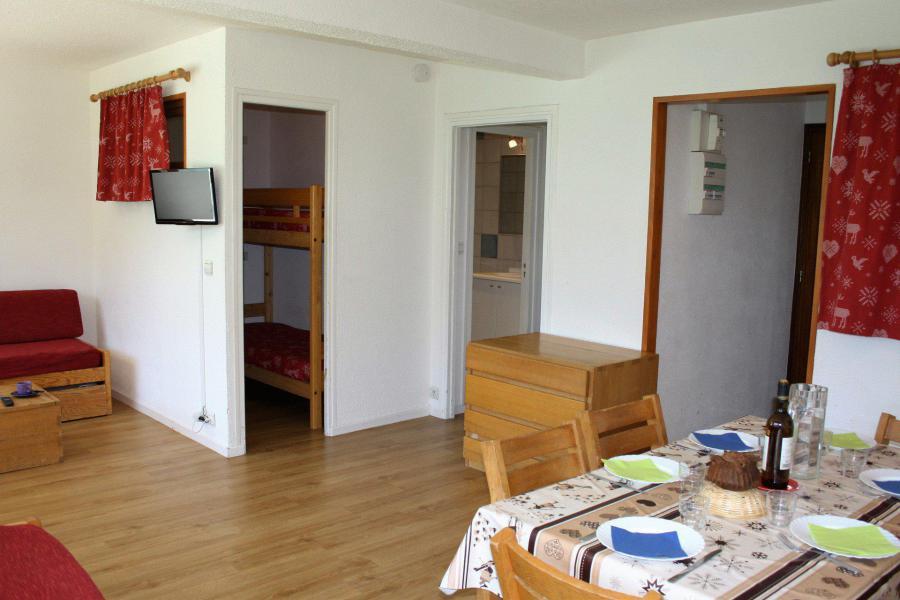 Skiverleih 2-Zimmer-Appartment für 4 Personen (21CL) - La résidence le Shamrock - Tignes - Badewanne