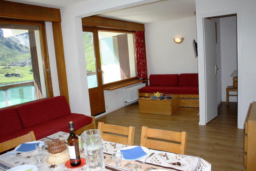 Skiverleih 2-Zimmer-Appartment für 4 Personen (21CL) - La résidence le Shamrock - Tignes - Kochnische