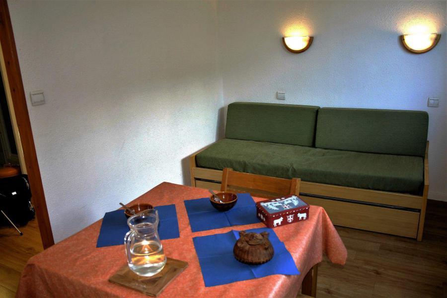 Skiverleih Studio für 2 Personen (21BISCL) - La résidence le Shamrock - Tignes - Klappschlafcouch