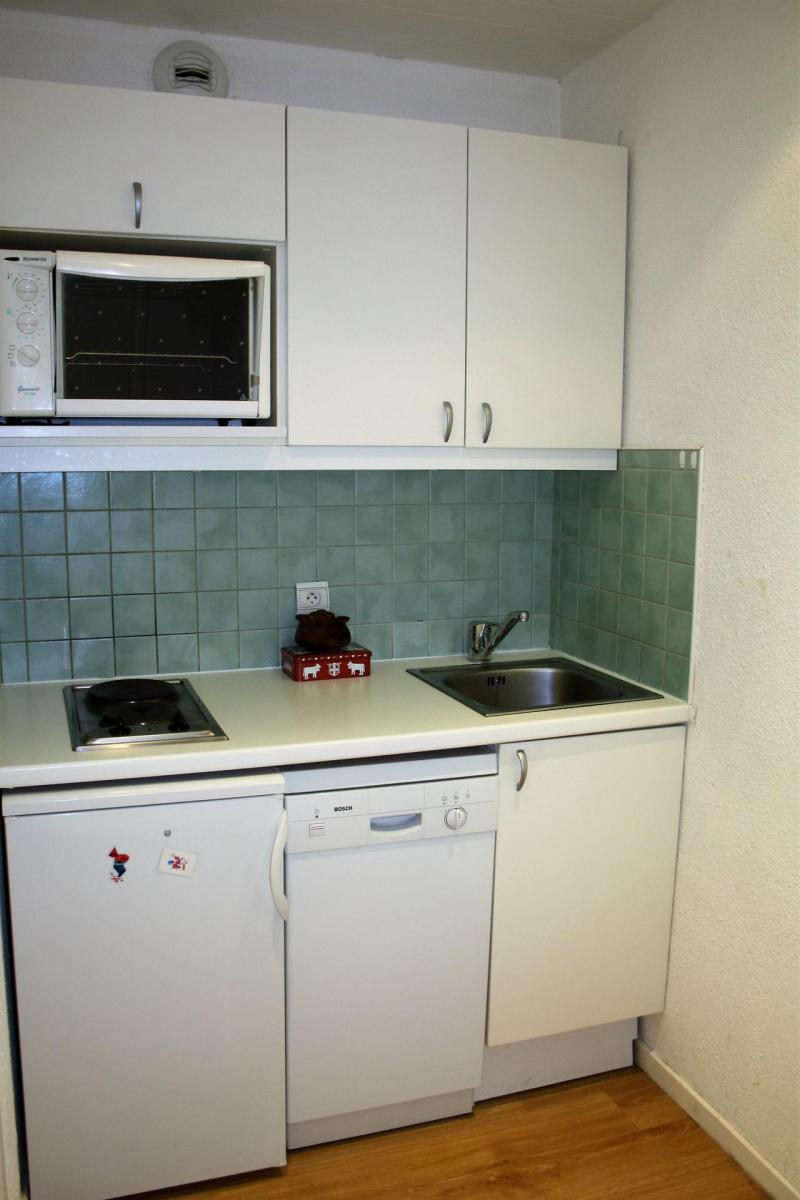 Skiverleih Studio für 2 Personen (21BISCL) - La résidence le Shamrock - Tignes - Kochnische