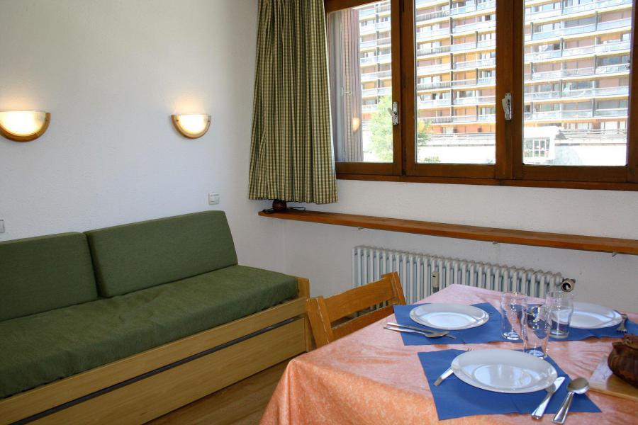 Skiverleih Studio für 2 Personen (21BISCL) - La résidence le Shamrock - Tignes - Wohnzimmer