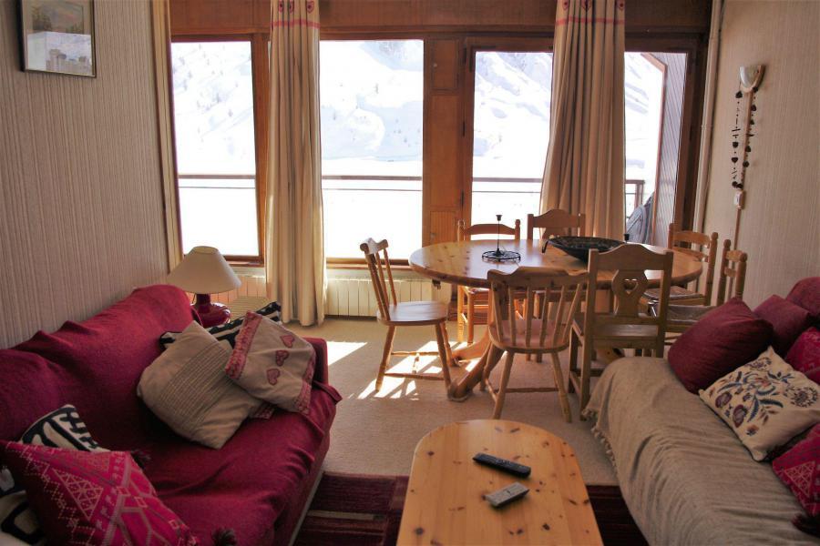 Location au ski Appartement 2 pièces coin montagne 6 personnes (12CL) - La résidence les Cimes - Tignes