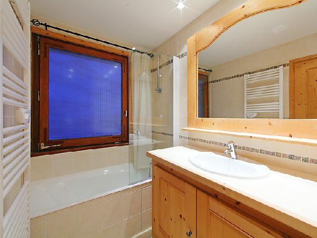 Location au ski Appartement 3 pièces 8 personnes (2) - Le Bec Rouge - Tignes - Baignoire