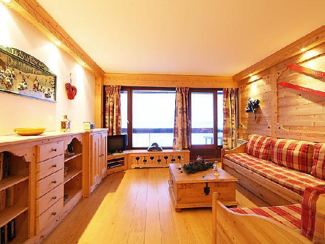 Location au ski Appartement 3 pièces 8 personnes (2) - Le Bec Rouge - Tignes - Fenêtre