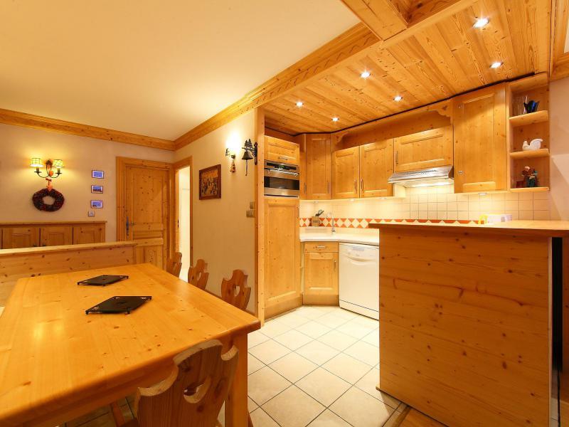 Location au ski Appartement 3 pièces 8 personnes (2) - Le Bec Rouge - Tignes - Kitchenette