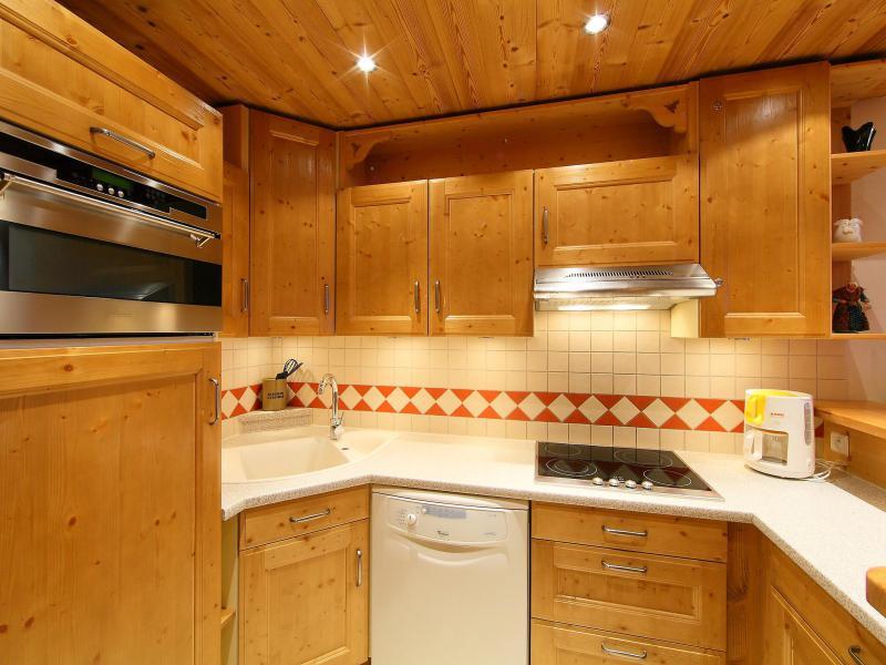 Location au ski Appartement 3 pièces 8 personnes (2) - Le Bec Rouge - Tignes - Lave-vaisselle