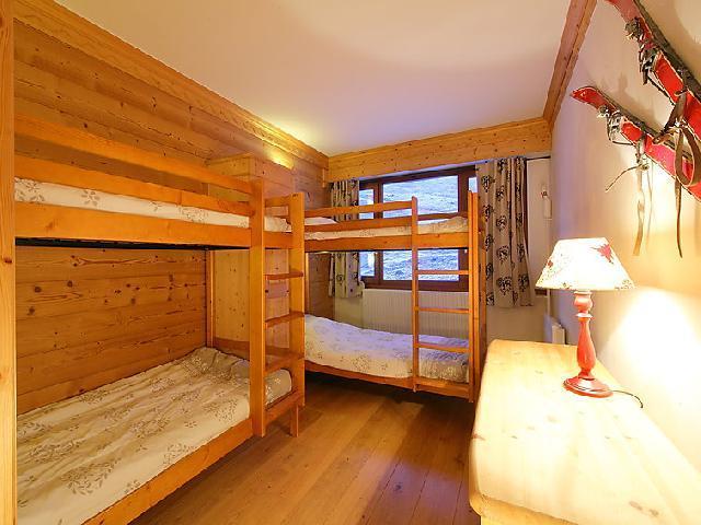 Location au ski Appartement 3 pièces 8 personnes (2) - Le Bec Rouge - Tignes - Lits superposés