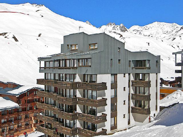 Holiday in mountain resort 2 room apartment 6 people (4) - Le Bollin - Tignes - Winter outside