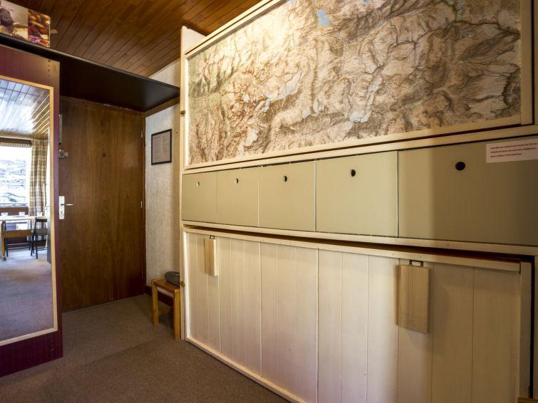 Location au ski Appartement 1 pièces 3 personnes (5) - Le Grand Pré - Tignes - Appartement