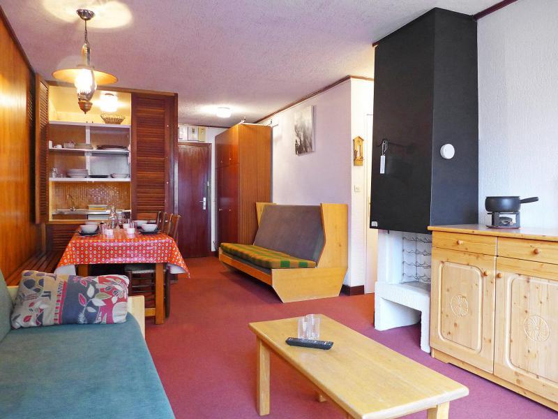 Location au ski Appartement 1 pièces 3 personnes (3) - Le Grand Tichot A et B - Tignes
