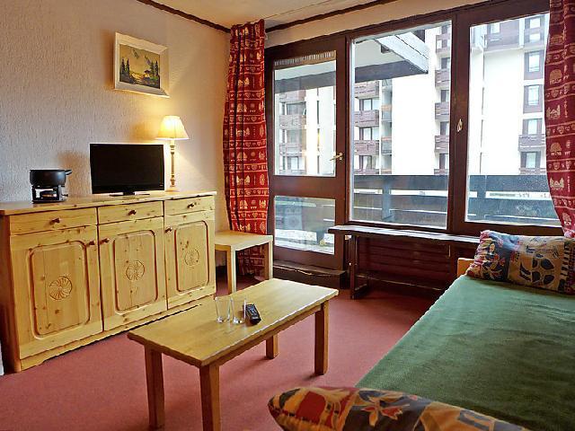 Location au ski Appartement 1 pièces 3 personnes (3) - Le Grand Tichot A et B - Tignes - Appartement