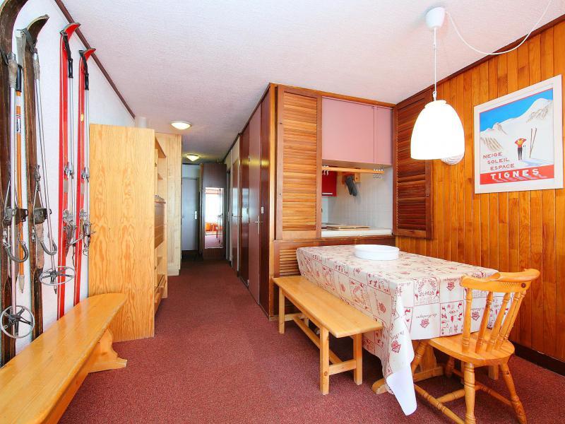 Location au ski Appartement 2 pièces 4 personnes (12) - Le Grand Tichot A et B - Tignes - Appartement