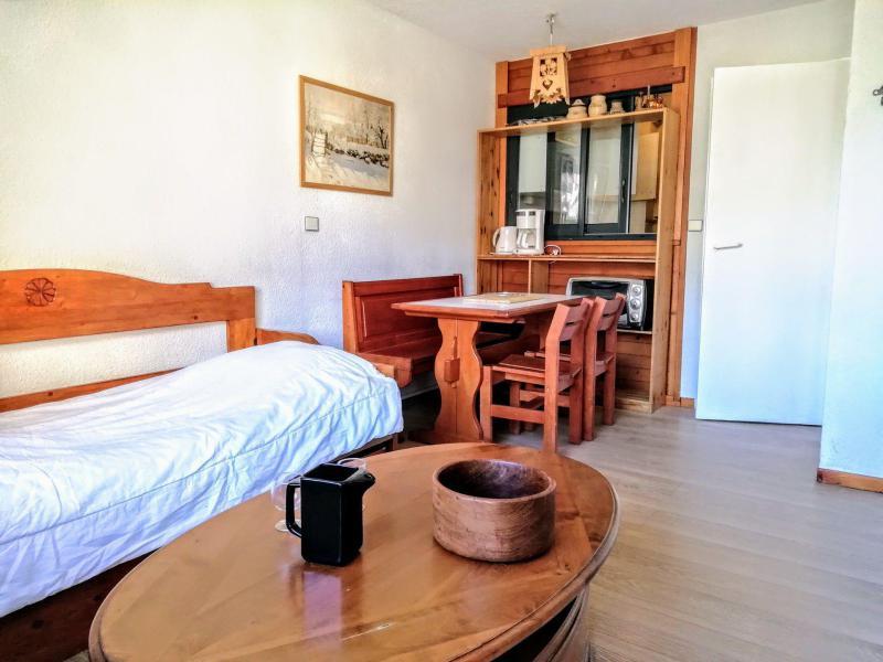 Location au ski Studio cabine 4 personnes (3010) - Le Hameau du Borsat - Tignes - Séjour