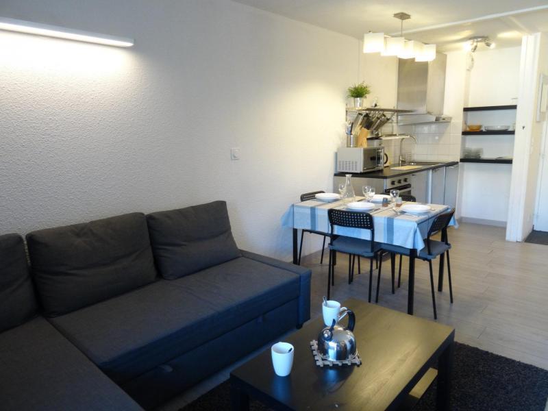 Location au ski Studio cabine 4 personnes (3018) - Le Hameau du Borsat - Tignes - Appartement