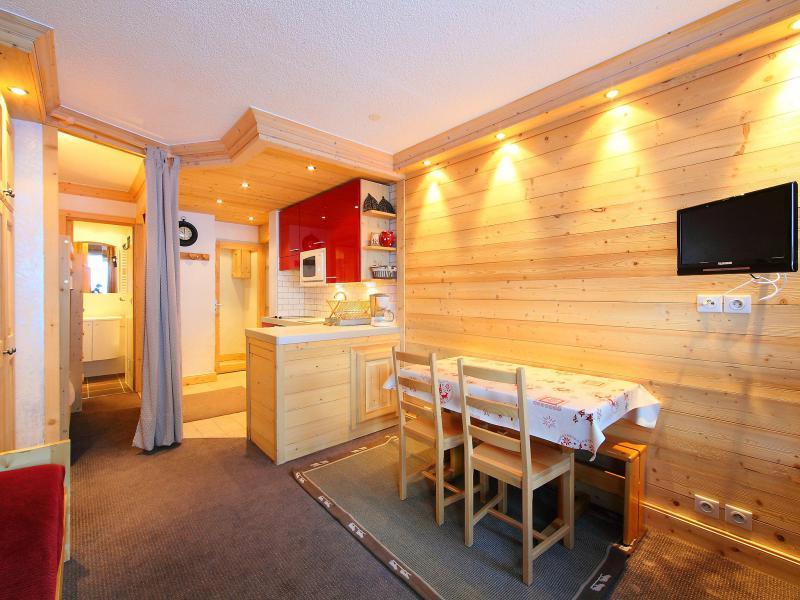 Location au ski Appartement 1 pièces 4 personnes (5) - Le Pramecou - Tignes