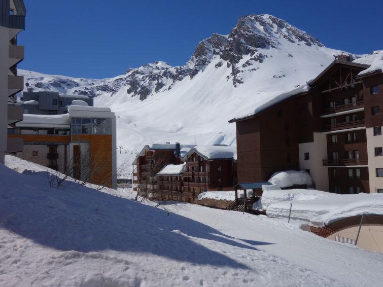 Location au ski Appartement 2 pièces 6 personnes (15) - Le Pramecou - Tignes - Appartement