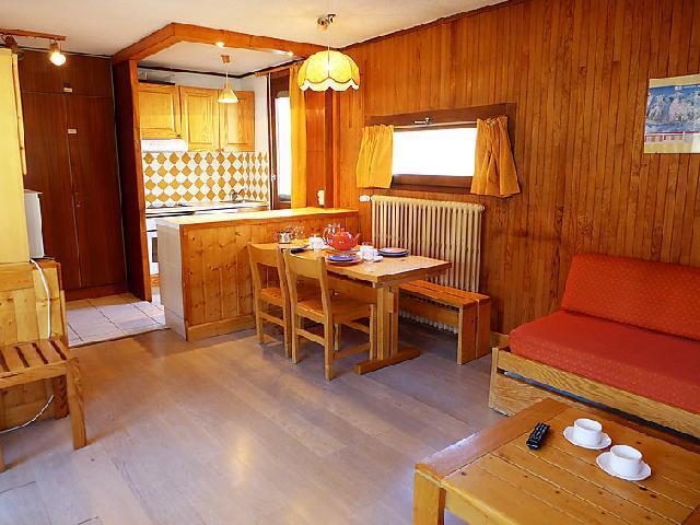 Location au ski Appartement 2 pièces 6 personnes (3) - Le Pramecou - Tignes - Appartement