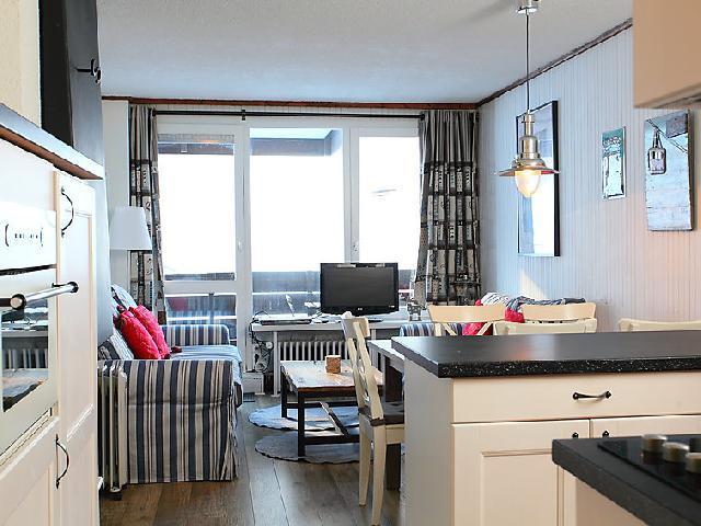 Location au ski Appartement 3 pièces 7 personnes (11) - Le Pramecou - Tignes - Appartement