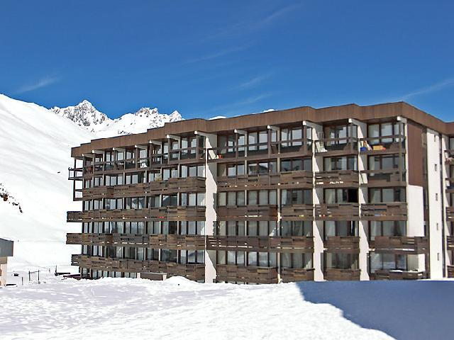 Holiday in mountain resort 1 room apartment 4 people (4) - Le Prariond - Tignes - Winter outside