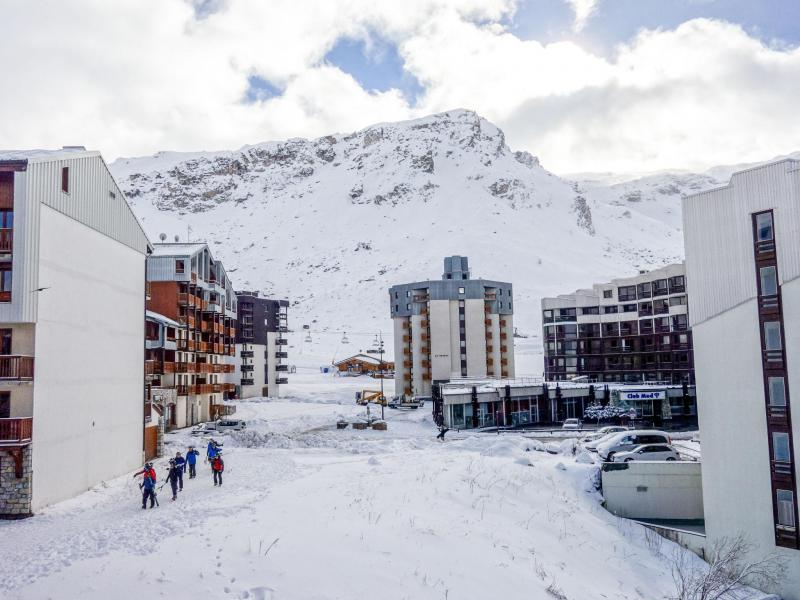 Holiday in mountain resort 3 room apartment 6 people (10) - Le Prariond - Tignes - Winter outside