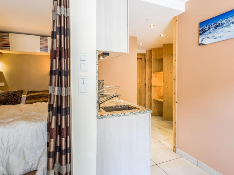 Location au ski Appartement 1 pièces 4 personnes (22) - Le Sefcotel - Tignes - Appartement