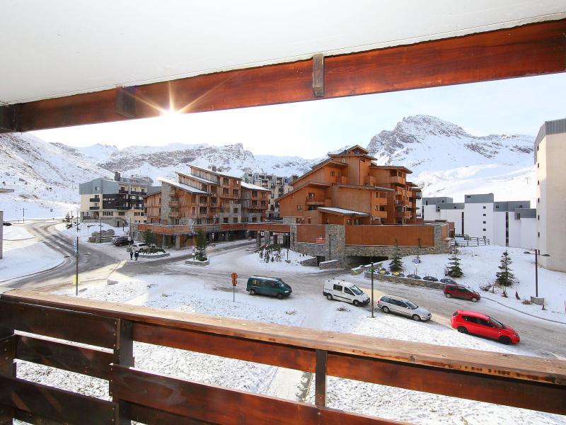 Location au ski Appartement 1 pièces 4 personnes (1) - Le Slalom - Tignes - Appartement