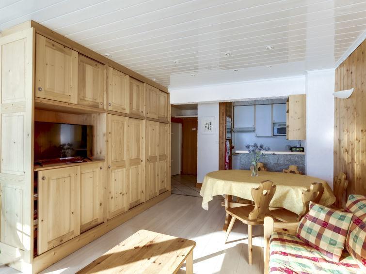 Location au ski Appartement 3 pièces 6 personnes (1) - Les Cimes - Tignes - Appartement