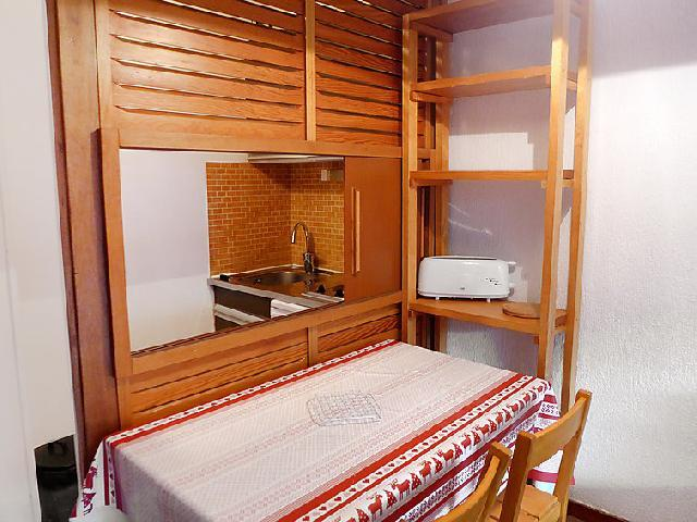 Location au ski Appartement 1 pièces 4 personnes (15) - Les Grandes Platières I et II - Tignes - Appartement