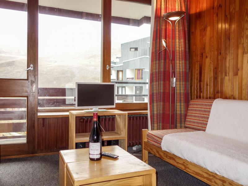 Location au ski Appartement 2 pièces 6 personnes (22) - Les Hauts du Val Claret - Tignes - Appartement