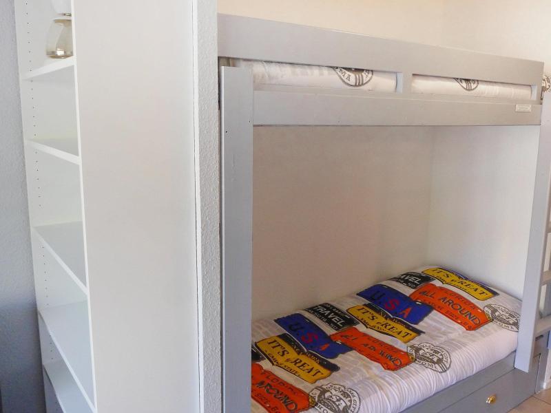 Location au ski Appartement 2 pièces 4 personnes (9) - Les Olympiques - Tignes - Lits superposés