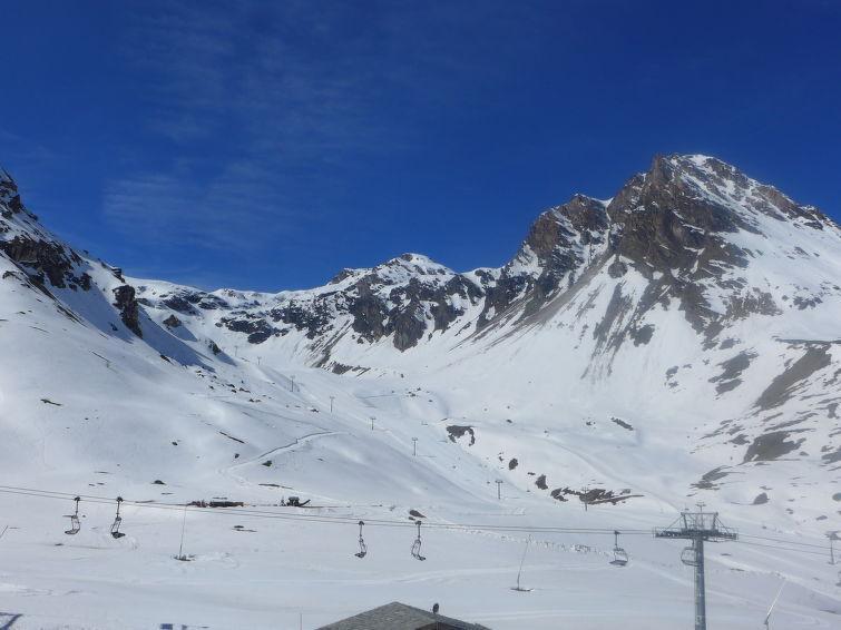 Location au ski Les Tommeuses - Tignes - Appartement