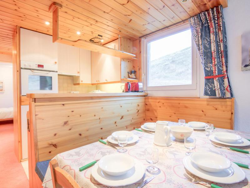 Rent in ski resort 3 room apartment 6 people (30) - Les Tommeuses - Tignes